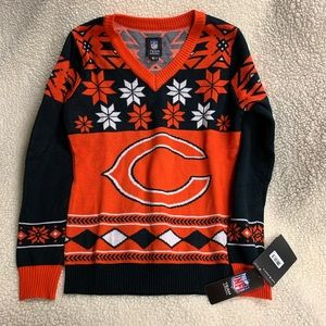 """Chicago Bears """"ugly sweater"""""""